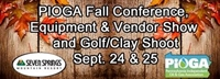 2019 CONFERENCE, VENDOR/EQUIPMENT SHOW, GOLF and CLAY SHOOT