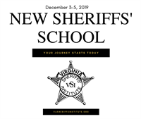 VSI New Sheriffs' School