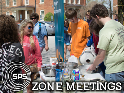 SPS Zone Meetings