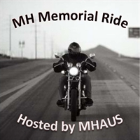 MH Memorial Ride and After Party 2017