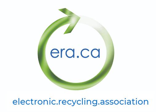 Electronic Recycling Association (ERA) Logo