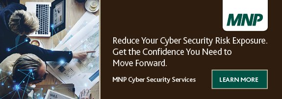 MNP Cyber Security Ad