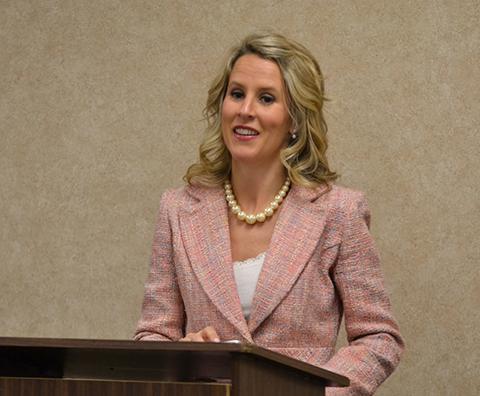 Representative Tara Mack