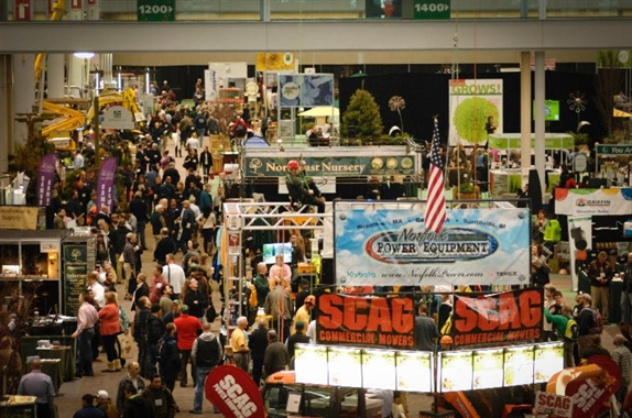 More than 10,000 horticulture professionals will attend New England Grows in Boston, February 4 - 6, 2015.