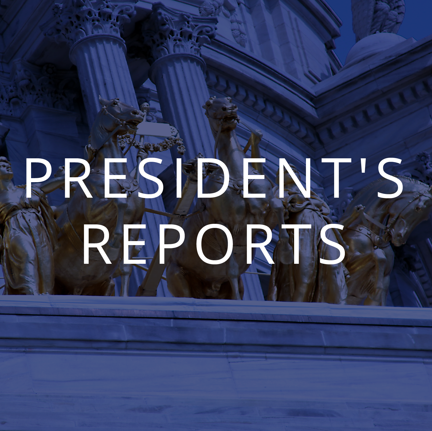 President's Reports