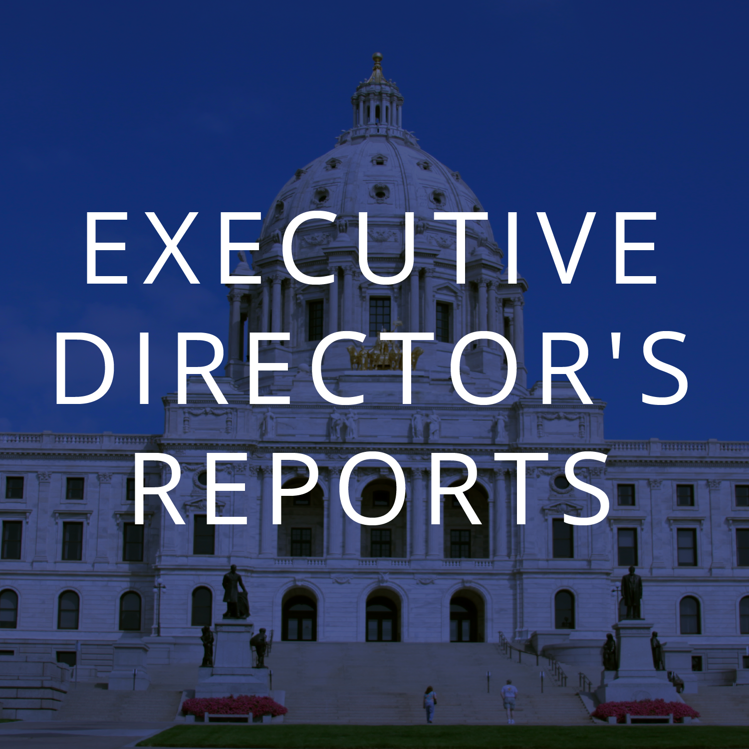 Executive Director's Reports