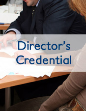 Director's Credential