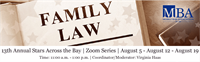 Family Law Stars Across the Bay - August 19