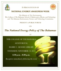 National Energy Awareness Week