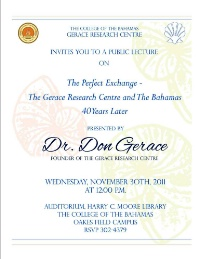 Gerace Research Centre Public Lecture