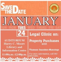 Legal Clinic-Property Purchases