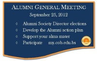 COB Alumni Annual General Meeting