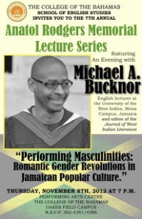 Anatol Rodgers Memorial Lecture Series