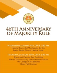 Majority Rule Exhibition