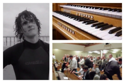 Geoff Keller MH Group Organ Concert to Benefit MHAUS Feb 8, 2015