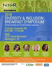 Diversity & Inclusion Breakfast Symposium: Driving Innovation & Transformational Leadership