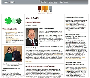NABE News - March 2015