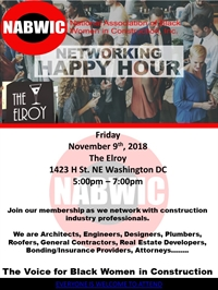 National Capitol Region Networking Happy Hour