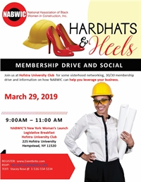 HardHat and Heels - Detroit