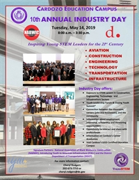 Cardozo 10th Annual NATIONAL INDUSTRY DAY & EXHIBIT