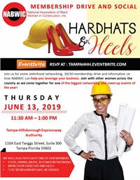 Tampa Chapter Hard Hat and Heels Social