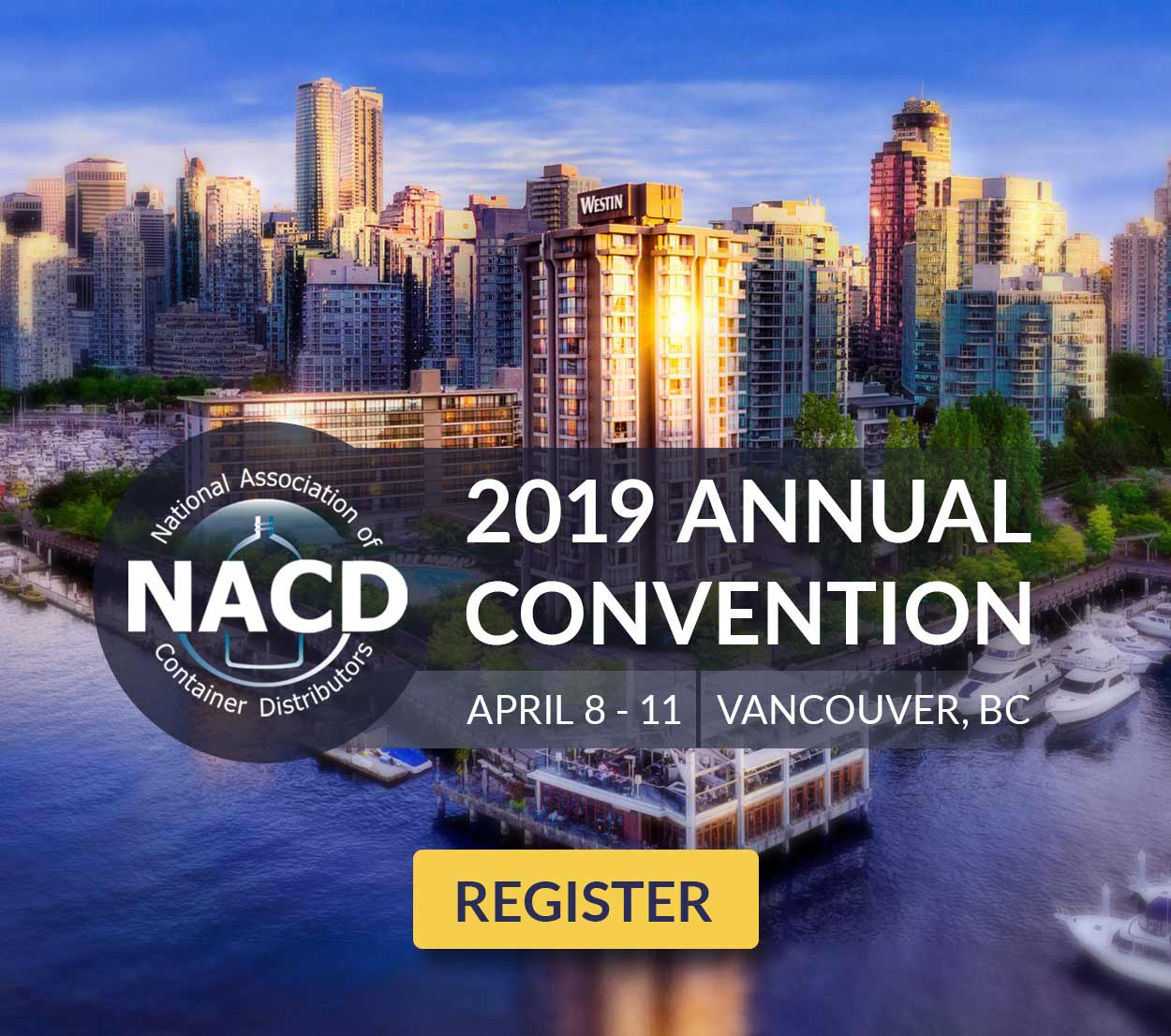 NACD 2019 Annual Meeting – April 8-11, Westin Bayshore Vancouver