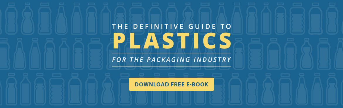 DOWNLOAD FREE E-BOOK: The Definitive Guide to Plastics - For the Packaging Industry