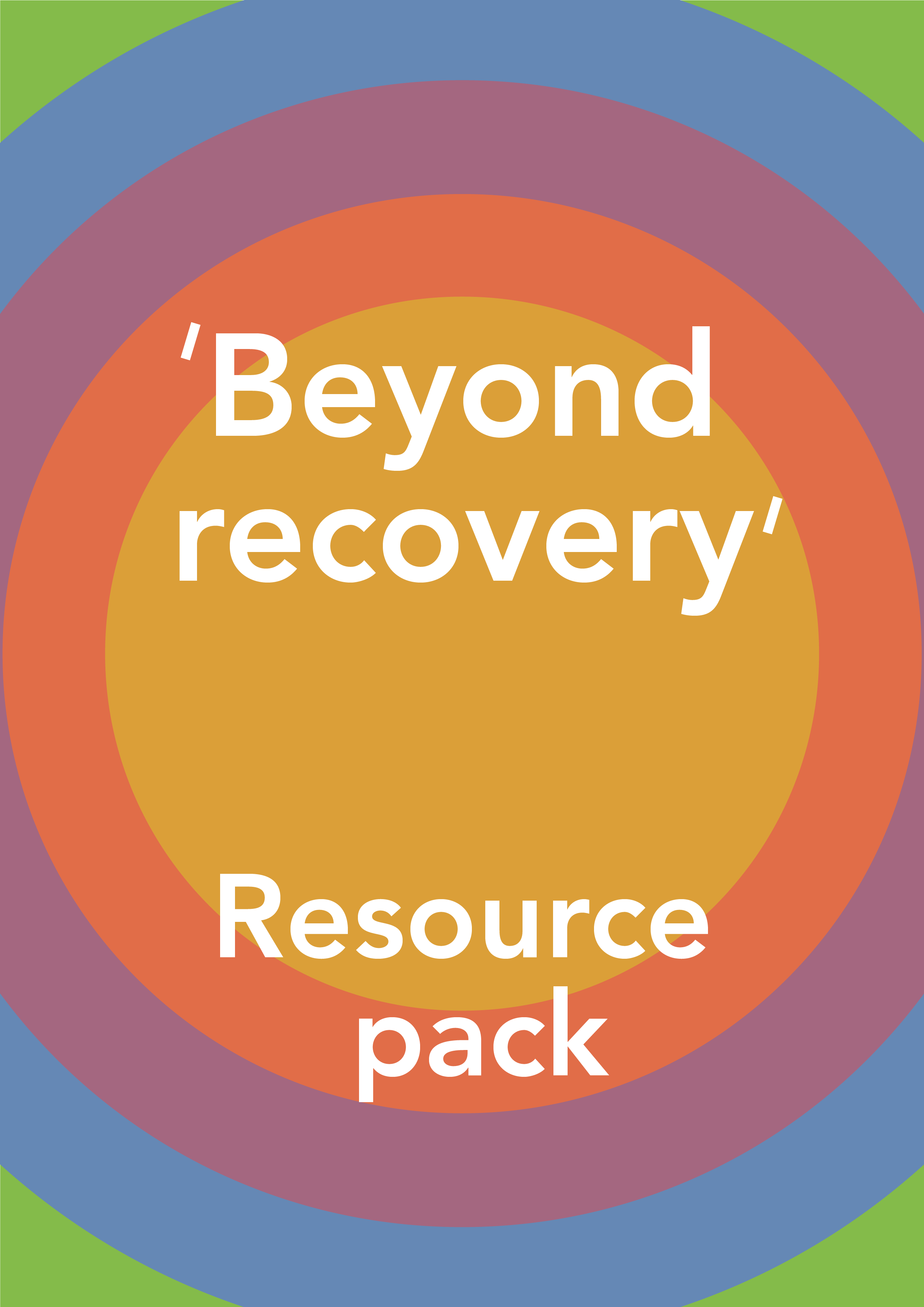 Beyond the recovery curriculum - Article pack