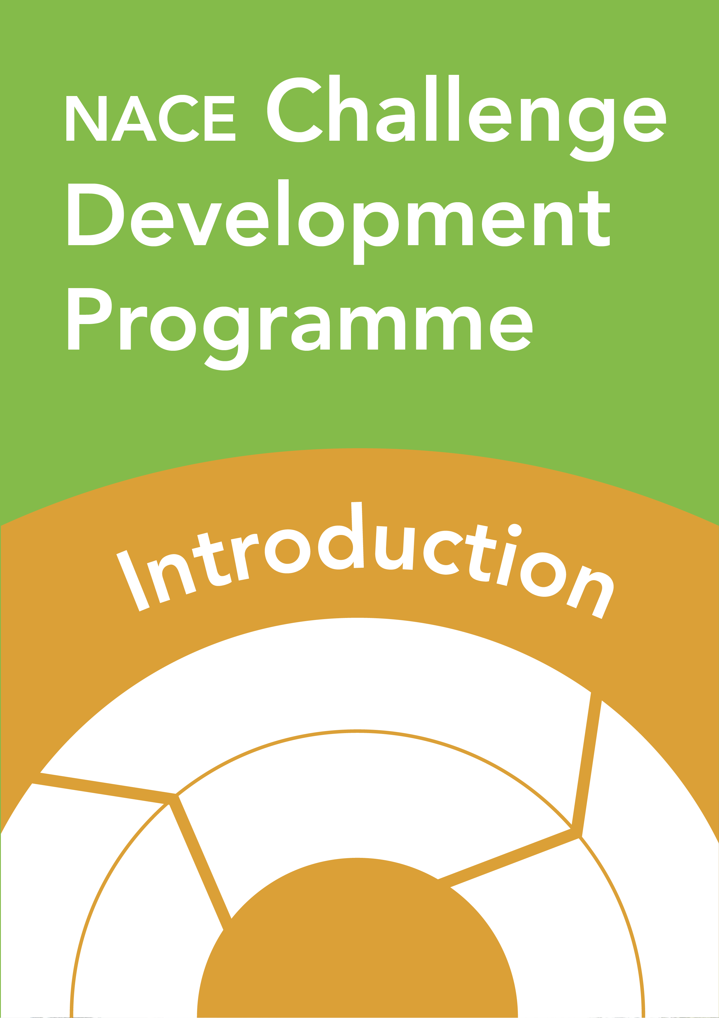 Challenge Development Programme - Introduction