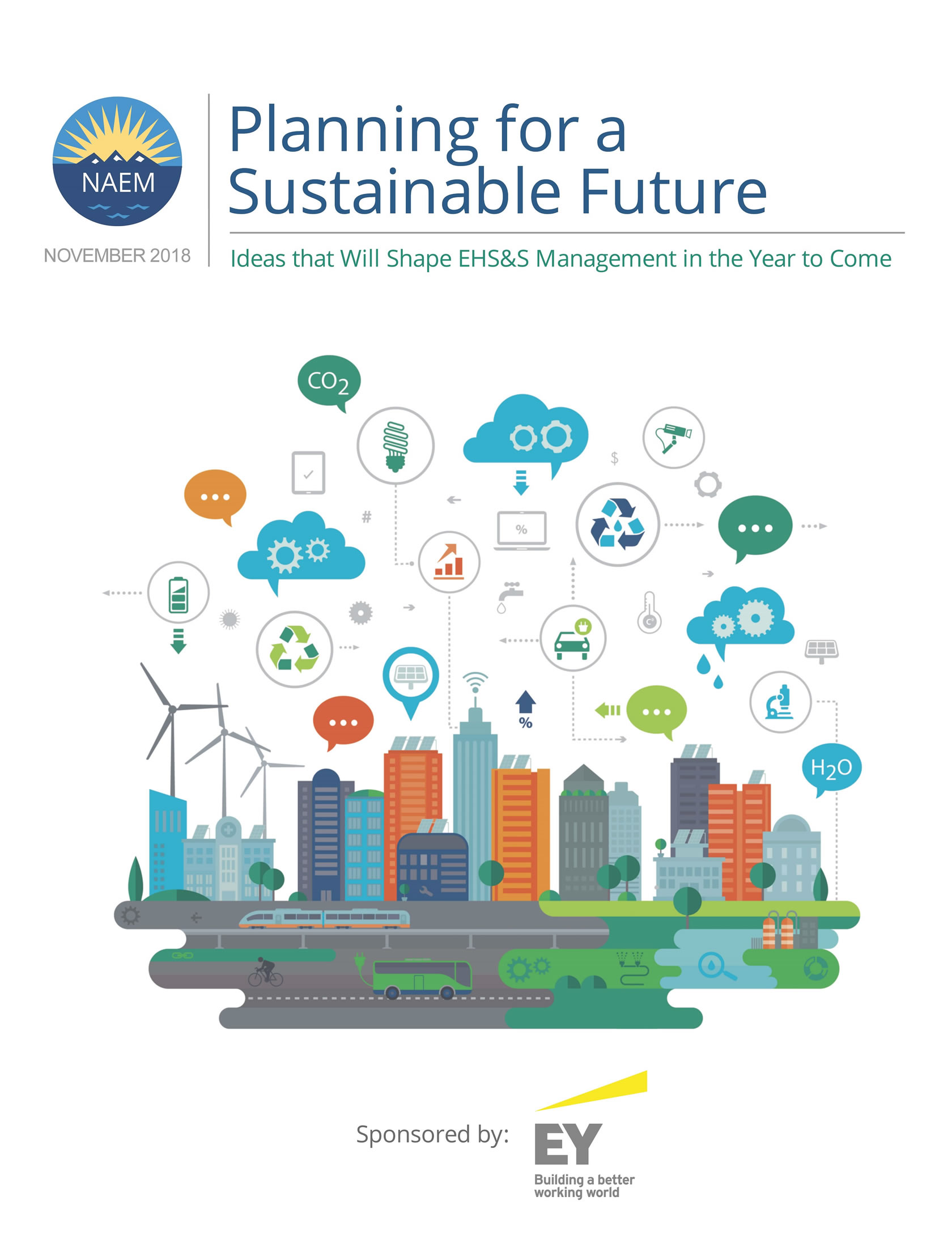 2018 Planning for a Sustainable Future: Ideas that Will Shape EHS&S Management in the Year to Come
