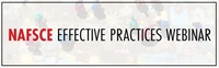 February Effective Practices Webinar: Family Engagement Professional Development Opportunities