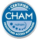 CHAM Credential Logo