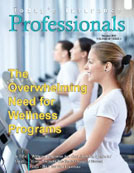 The Overwhelming Need for Wellness Programs