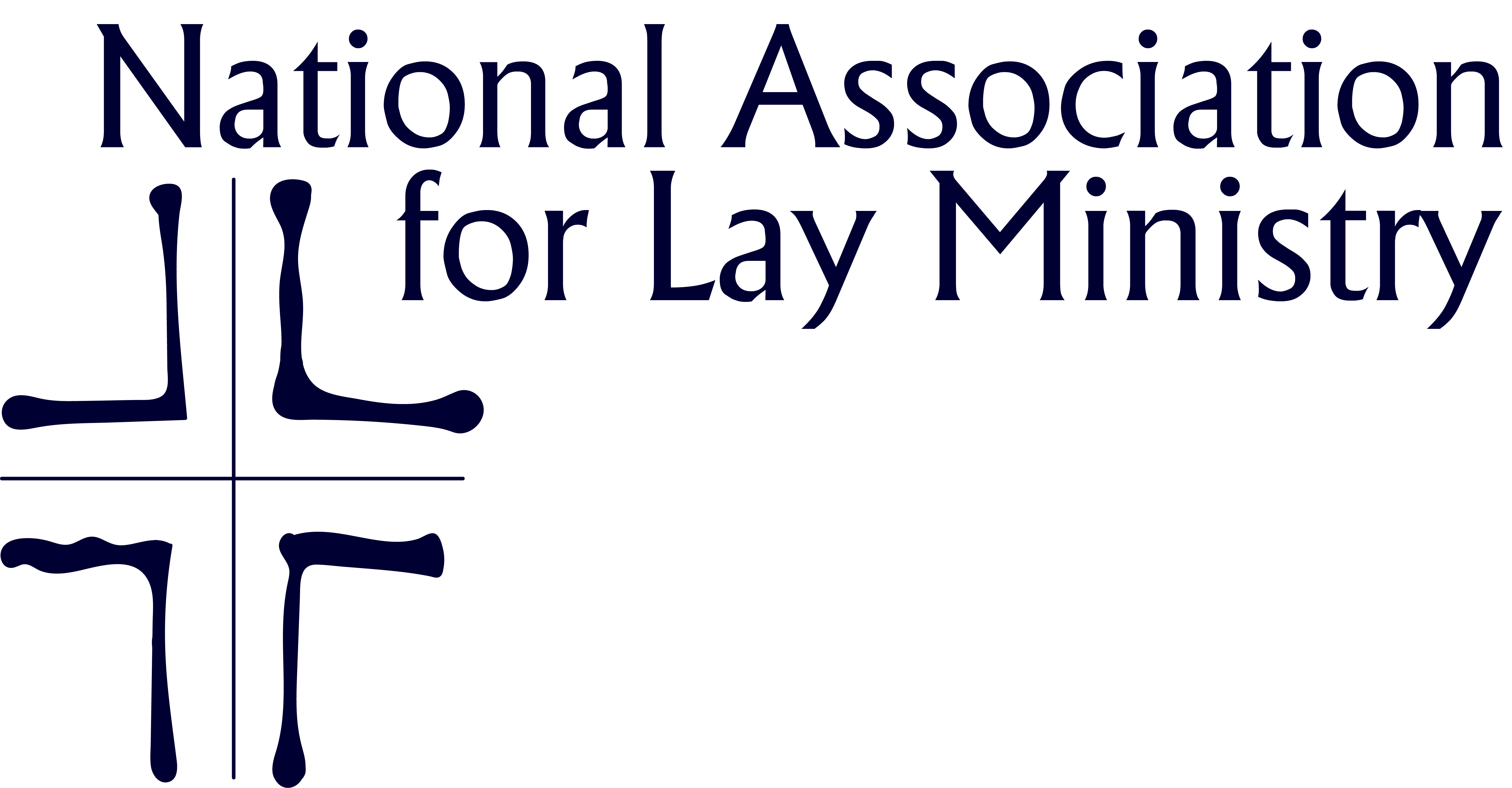 National Association for Lay Ministry after a cross