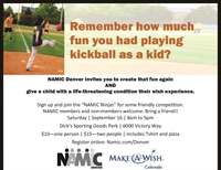 NAMIC-Denver Kickball Competition