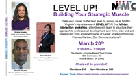 NAMIC-Virginia Level Up Building Your Strategic Muscle