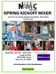 NAMIC-New York Spring Kickoff Mixer