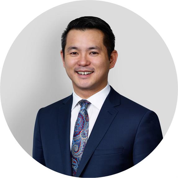 Headshot of Brendan Wong