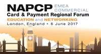 NAPCP EMEA Commercial Card Regional Forum - London, England