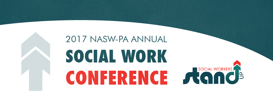 2017 NASW-PA Conference Header