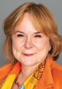 Ellen Parker, MSW, MBA, 2014 Beverly Ross Fliegel Award for Social Policy and Change Honoree