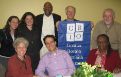 The Greater Boston Interfaith Organization, 2009 Public Citizen of the Year Honoree