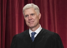 Gorsuch in the Black Lodge