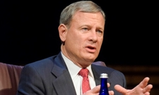 Justice Roberts on panel