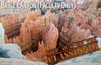 Partners in the Parks: Bryce Canyon National Park (Faculty Retreat)