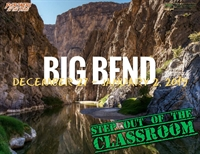 Partners in the Parks: Big Bend National Park