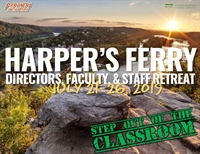 Partners in the Parks: Harpers Ferry (Directors/Faculty/Staff Retreat)
