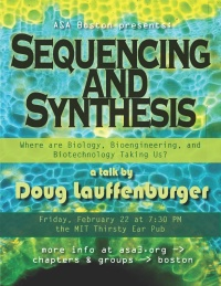 Sequencing and Synthesis