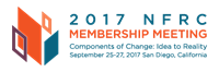 NFRC 2017 Fall Membership Meeting