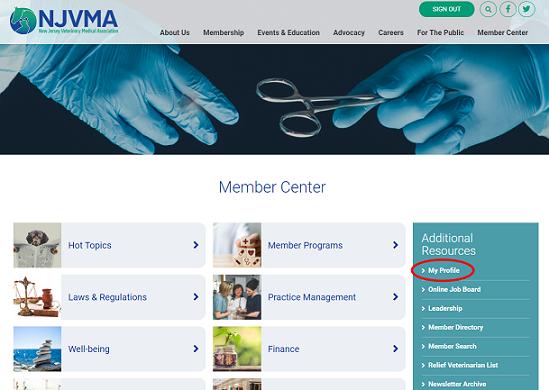 Member Center Image